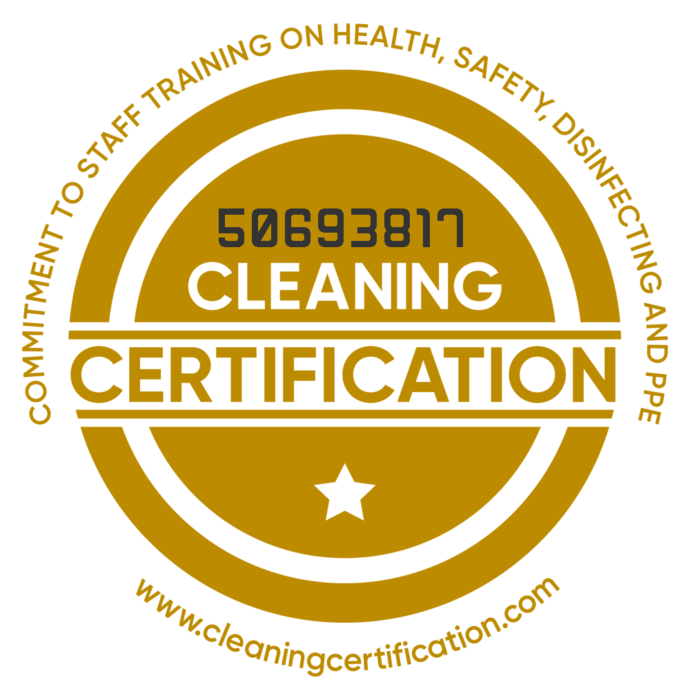 cleaning certification