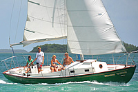 key west sailing charters