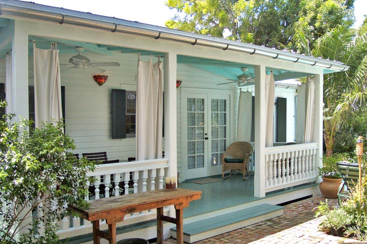 vintage luxury cottage on duval