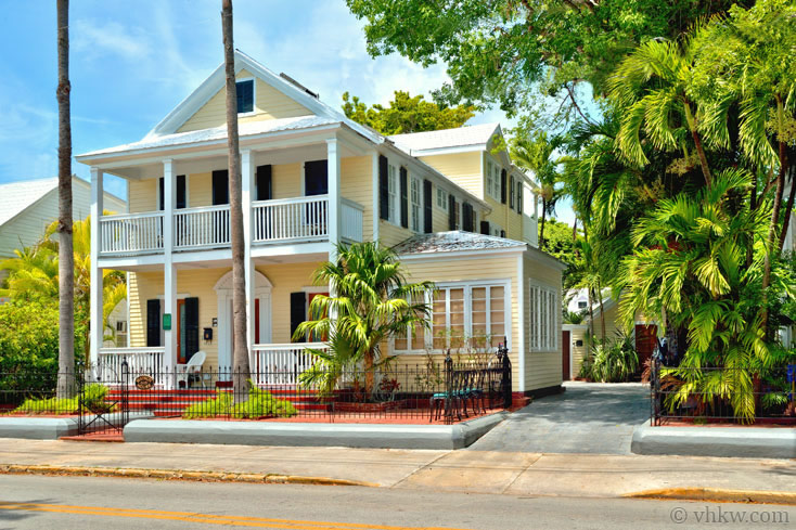 Weekly Vacation Rentals In Key West On The Beach