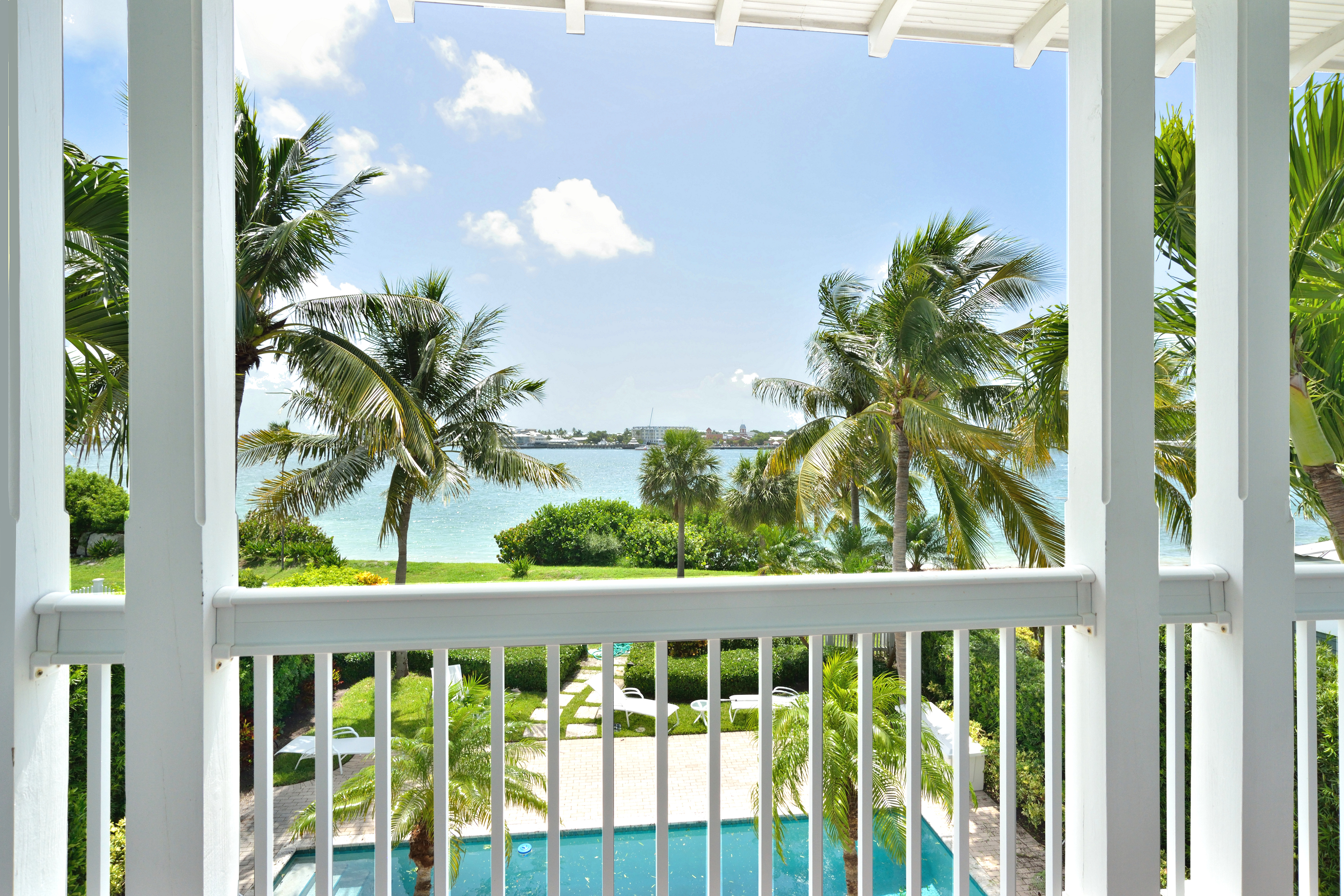 private island key west beach house  sunset key ~ vip