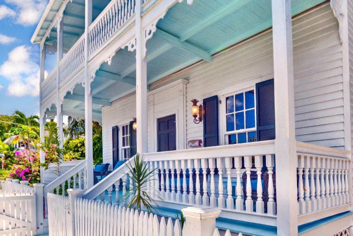 the grand marshall house ~ key west