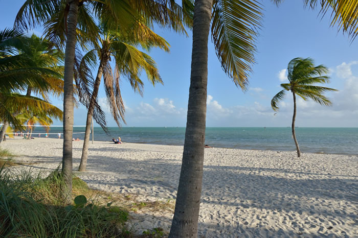 by the beautiful sea ~ a key west beach front condo
