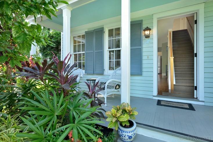 casa verde azure