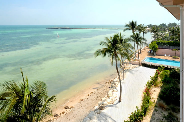 Exclusive Key West Beach Front 2 Bedroom Nightly
