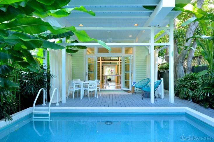 Avant Garde Key West Luxury Home ~ Monthly Rental