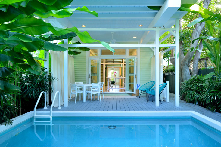 avant garde key west luxury home