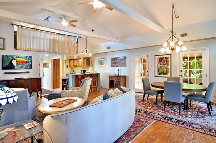 bohemian luxury villa