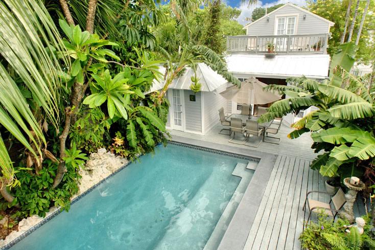 pavilion villa 4 bedroom nightly vacation rental