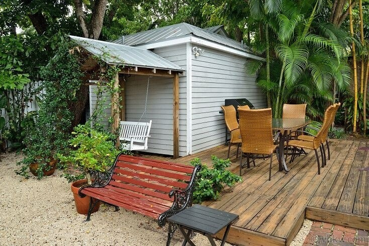 The QM Quartermaster House Key West 3 Bedroom Monthly Vacation