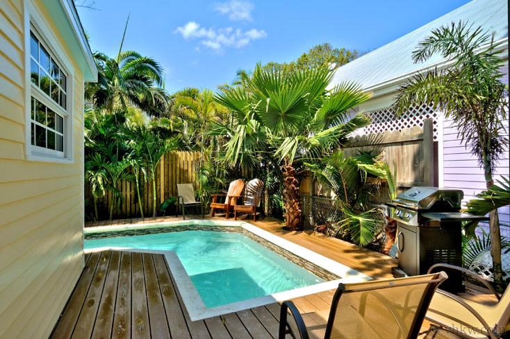 Villa Nouveau Key West Key West Rentals