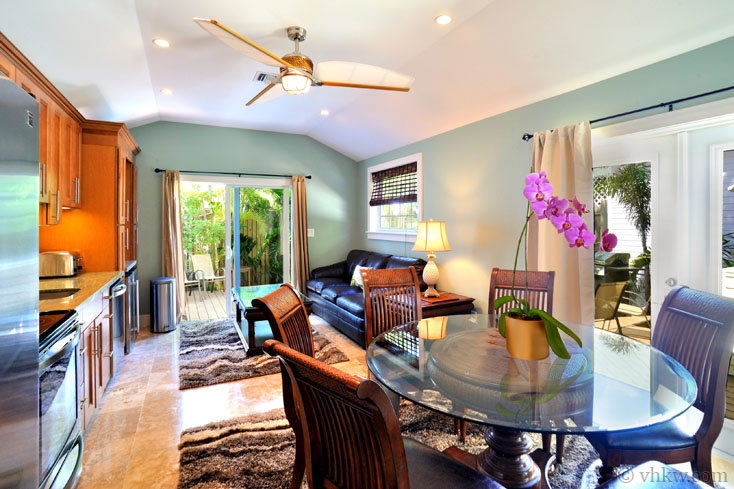 Villa Nouveau Key West Weekly Rental