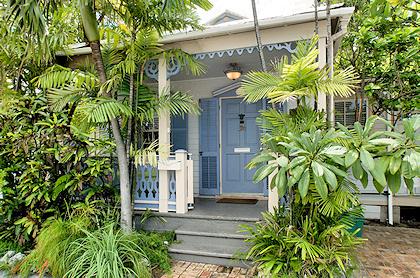 Historic Key West Cottage Preserved
