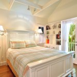 Bedroom at this luxury key west vacation rental