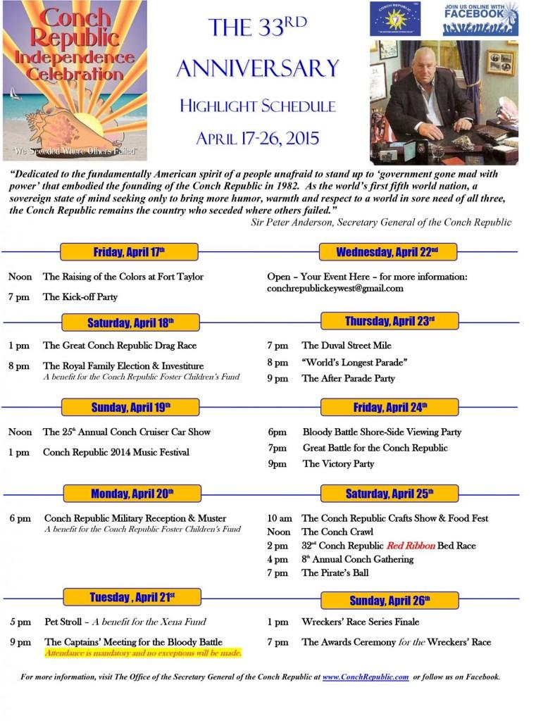 Conch-Republic-2015-Highlight-Schedule