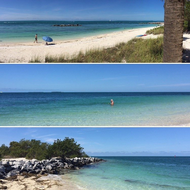 Beaches with Scott at Fort Zach