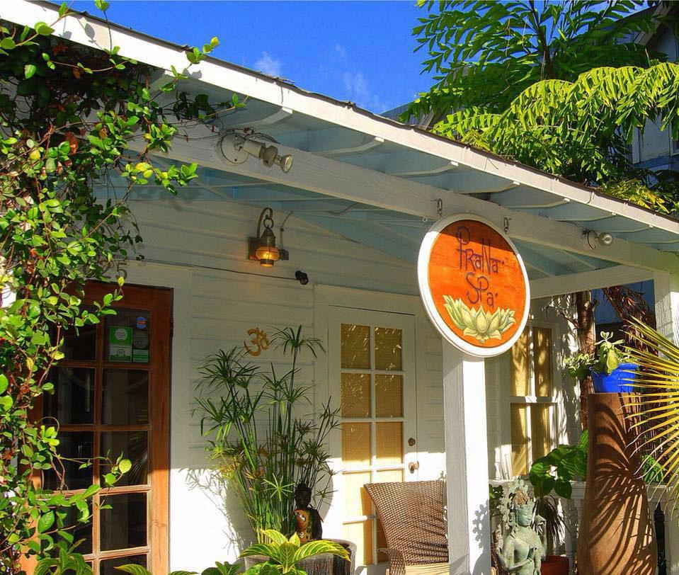 Prana Spa in Key West Fl
