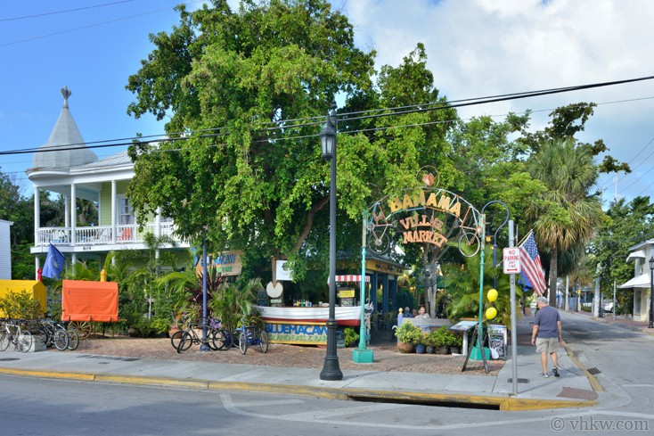 bahama village key west FL