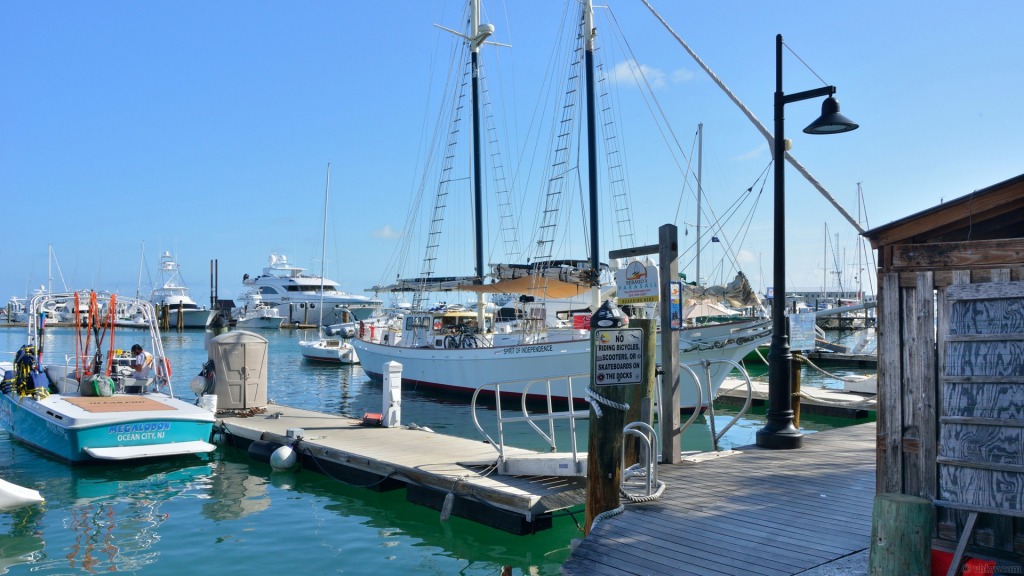 historic seaport keywest FL