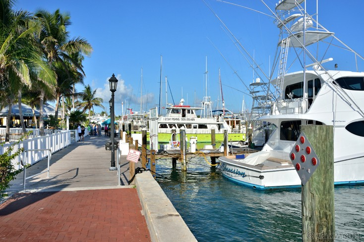 historic seaport mallory square key west