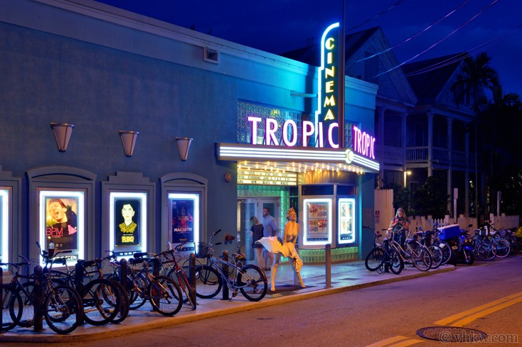 tropic cinema downtown key west
